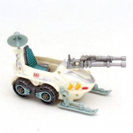 Kosmické vozítko s kulometem
