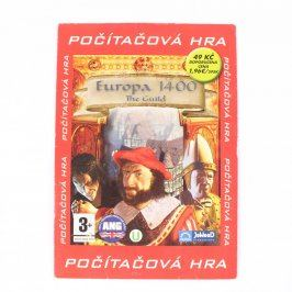 Hra pro PC Europa 1400: The Guild