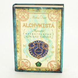 Kniha Michael Scott: Alchymista