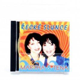 Hudební CD Řecké slunce Martha a Tena