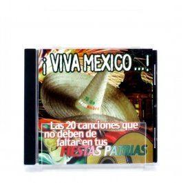 Hudební CD Fiestas patrias Viva Mexico