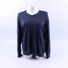 Pánský modrý svetr s.Oliver