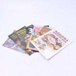 Kulinářské časopisy 7 kusů