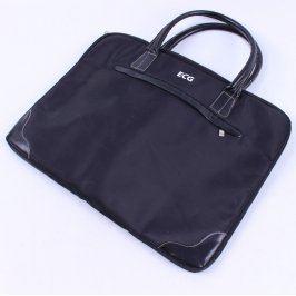 Taška na notebook ECG černá