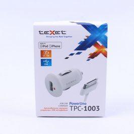 Autoadaptér Texet TPC-1003 PowerUno
