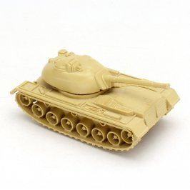 Model tanku plastový hnědý
