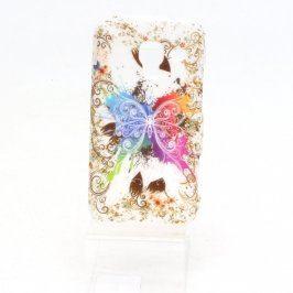 Kryt plastový s motivem motýla