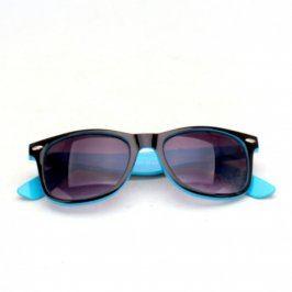 Sluneční brýle černomodré