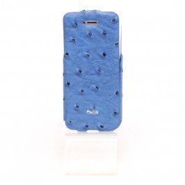 Pouzdro Puro pro iPhone 5 modré