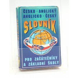 Slovník Česko - anglický, Anglicko - český