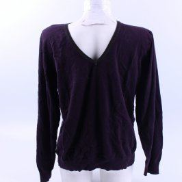 Pánský svetr Next odstín fialové