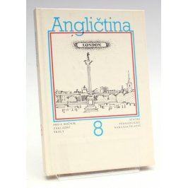 Učebnice: Angličtina 8