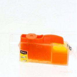Cartrige CC - 521y žlutý tisk