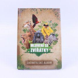 Sběratelské album Mluvíme se zvířátky