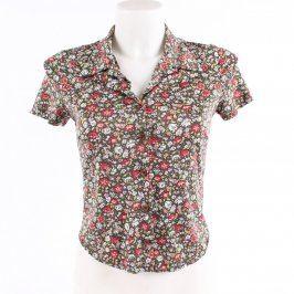 Dámská košile Kookai s květinovým vzorem