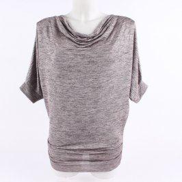 Dámský lehký svetr SisterS Point šedý