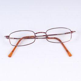 Oválné dioptrické brýle Cactus