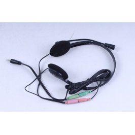PC Headset Hama HS-101 černý
