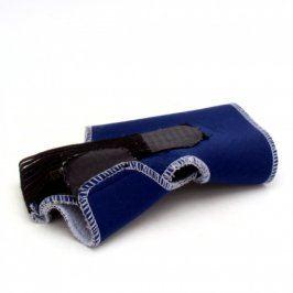 Ortéza na kotník modro černá