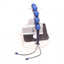 Dámský náramek odstín modré