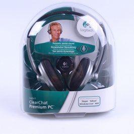 Náhlavní sluchátka Logitech ClearChat Premium PC