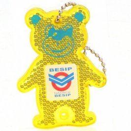 Odrazka medvídek BESIP