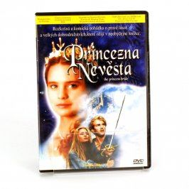 DVD film Princezna Nevěsta