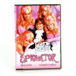DVD film Austin Powers:Špionátor