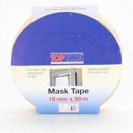 Páska maskovací TopTool 50 metrů