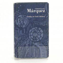 Kniha G. G. Márquez: Láska za časů cholery