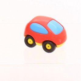 Plastové autíčko barevné