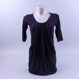 Dámské šaty Marks & Spencer odstín fialové