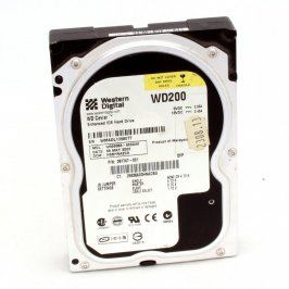 Interní pevný disk Western Digital WD200BB-60BCB0