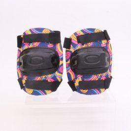 Chrániče na kolena barevné