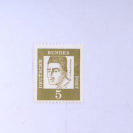 Soubor známek Německo - Albertus Magnus