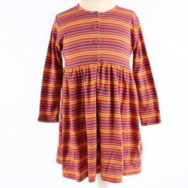 Dětské pruhované šaty Geneviéve Lapierre