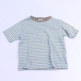 Dětské pruhované tričko M&Co Kids