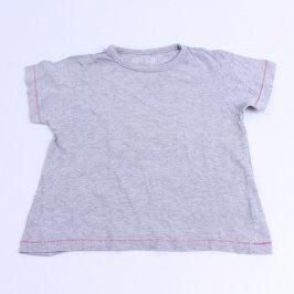 Dětské tričko Rebel šedé barvy