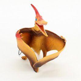 Figurka dinosaura plastová