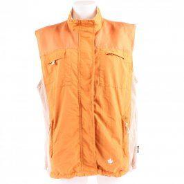 Dámská vesta Feroti Trekking oranžová