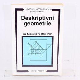 Učebnice Deskriptivní geometrie