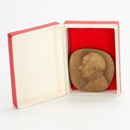 Medaile ROH - Za jednotu, za socialismus