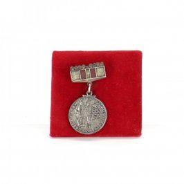 Medaile BSP v krabičce