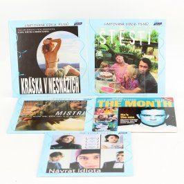 Mix BluRay, DVD a VHS 79907