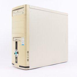ATX skříň Asus se zdrojem Fortron FSP350-PNF