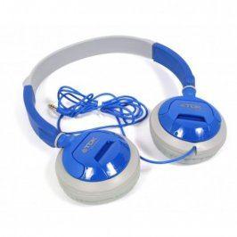 Sluchátka TDK ST100 modré
