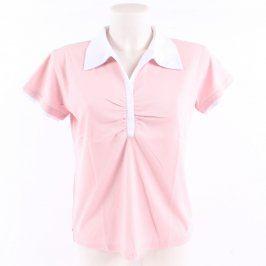 Dámské tričko Vanny Fashion odstín růžové