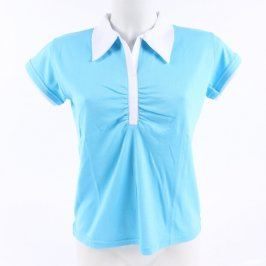 Dámské tričko Vanny Fashion odstín tyrkysové