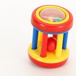 Plastové chrastítko pro děti