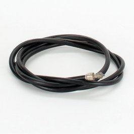 Lanko v gumovém plášti délka 150 cm černé